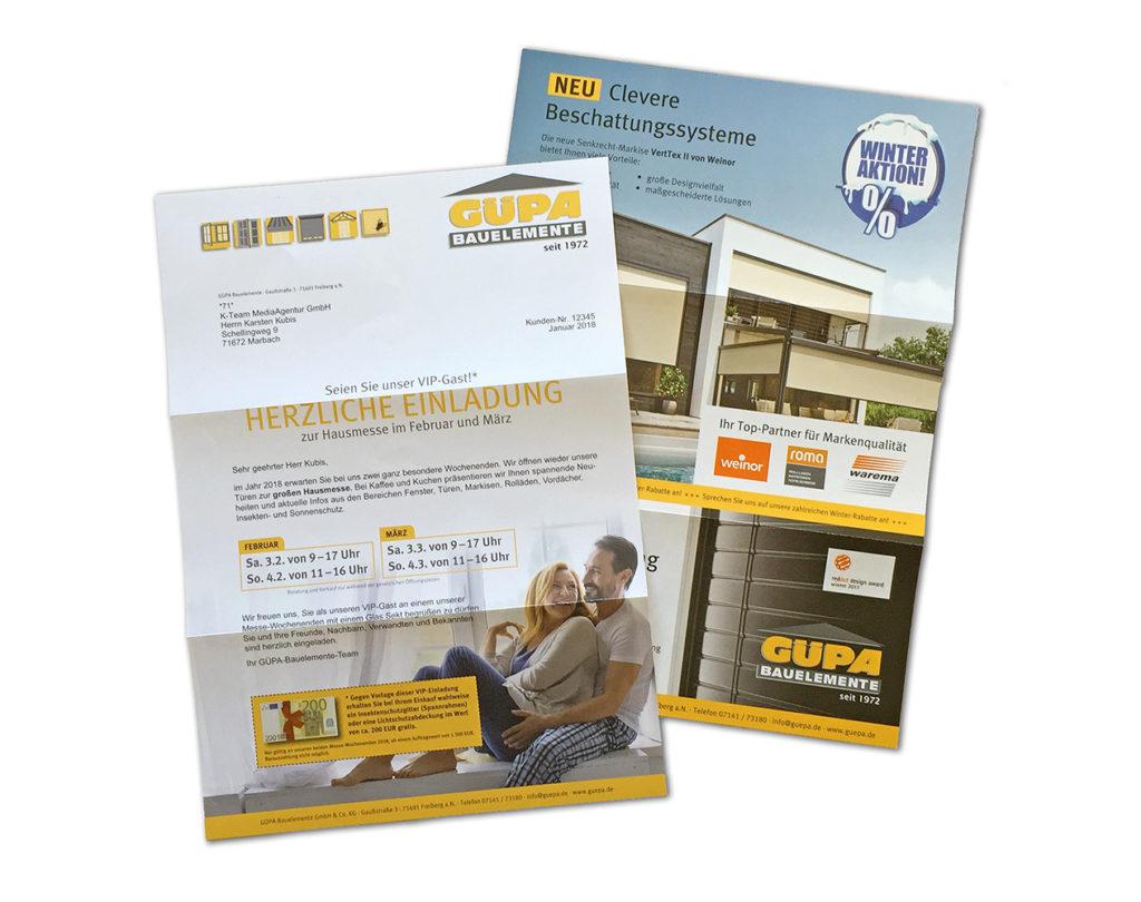 GUEPA-Mailing